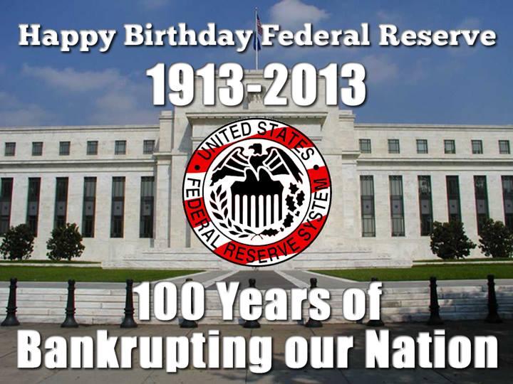 100 jaar FED