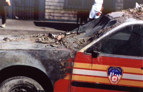 911 car mutilated 2