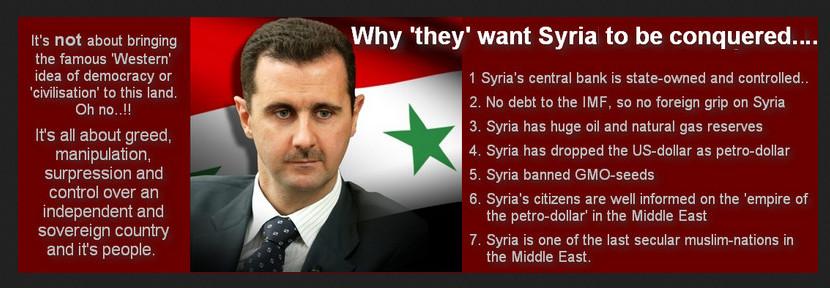 Afbeeldingsresultaat voor propaganda leugens van het westen over syrie