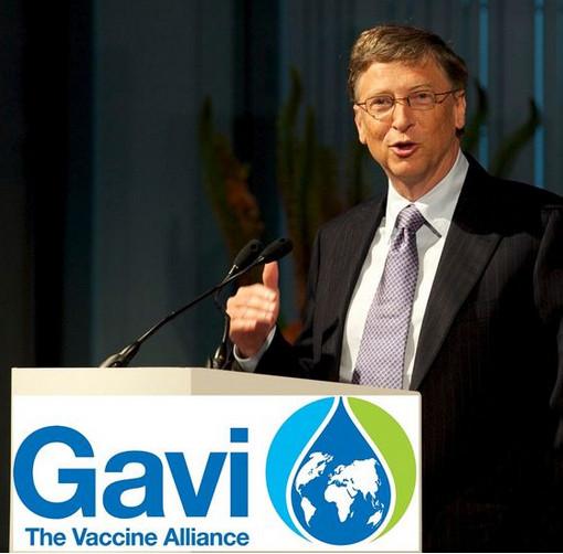 Bill Gates GAVI
