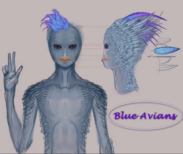Blue Avians