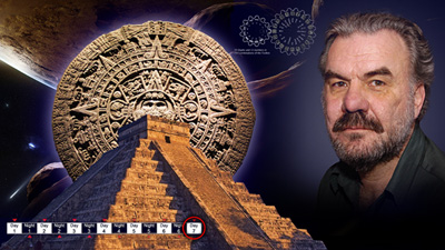 Carl Johan Calleman, expert in de Maya-kalender(s)..