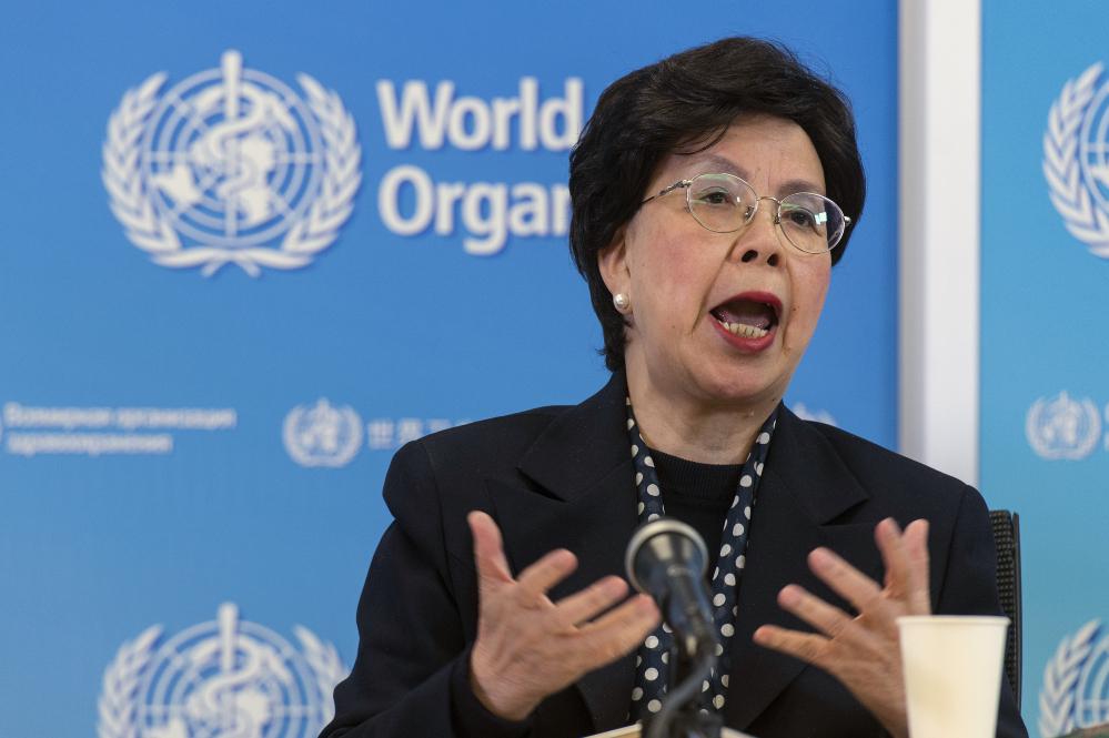 Deze schreeuwlelijk, mw. Chan, voorzitter van de WHO, was óók de dame die de wereldwijde pandemie rondom de Mexicaanse griep uitriep. Door het criterium voor een 'pandemie' te veranderen.