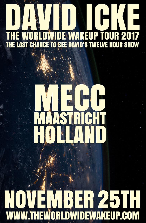 David Icke MECC 2017