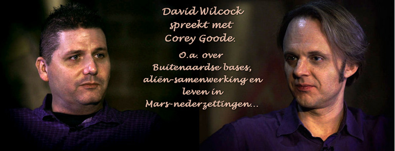 David Wilcock Corey Goode