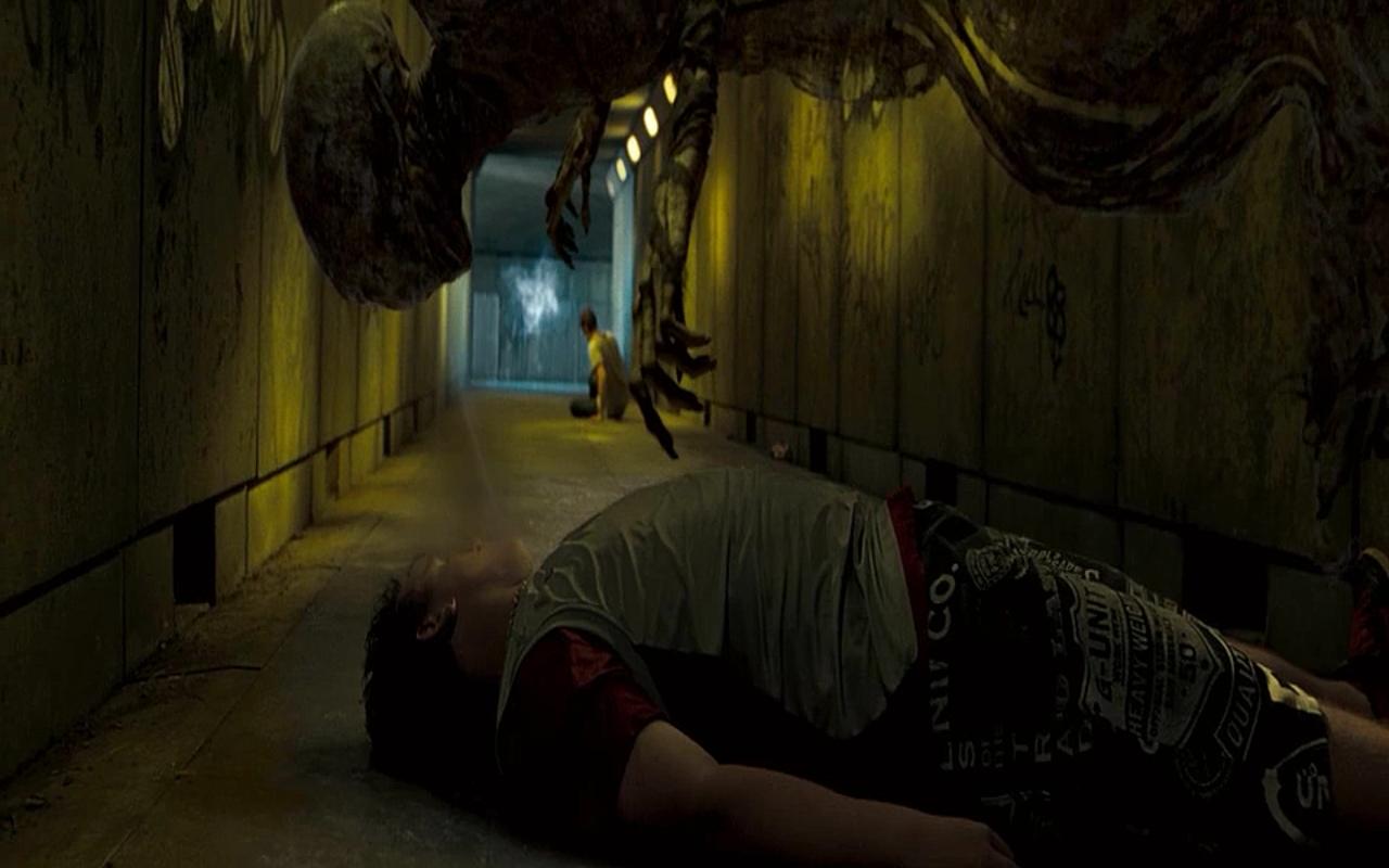 De eerste kennismaking met de dementoren uit de Harry Potterverhalen.