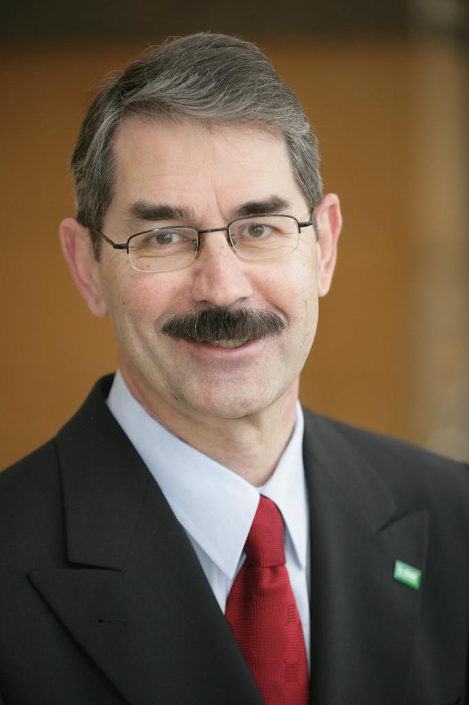 Dr. Hans Kast van BASF