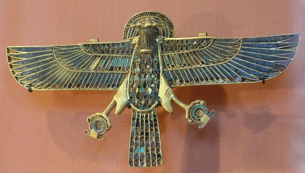 De overeenkomsten van de Annunakki-symbolen en oud-Egyptische is bijzonder te noemen.