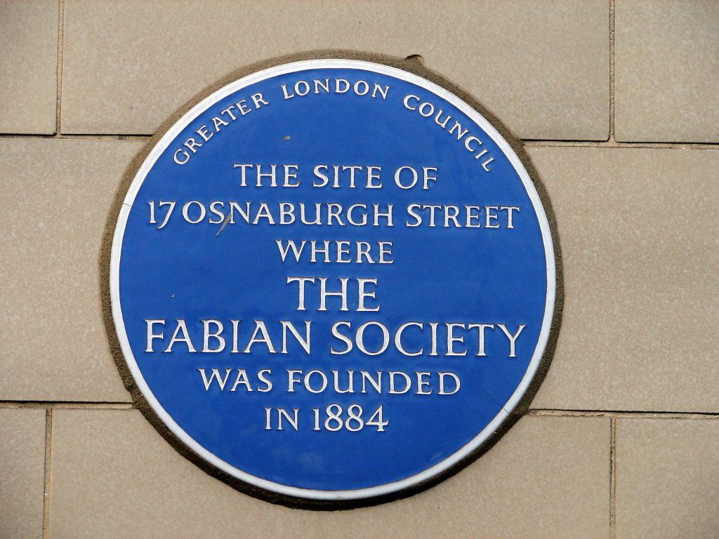 fabian_society-schild