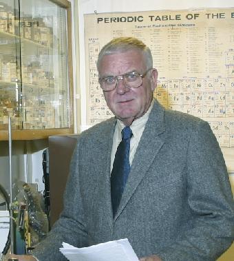 Dr. J. Marvin Herndon
