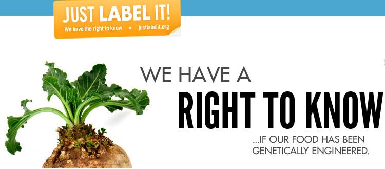 De strijd om het al of niet verplicht labelen van GMO-producten was scheef. Door producten links te laten liggen die 'virtueel' GMO-gelabeld zijn, valt het hele verhaal ten gunste van de welwillende en pro-actieve consument.