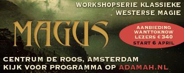 MAGUS cursus banner