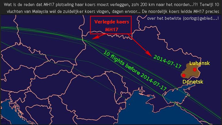 oekraïene vlucht MH!7