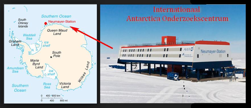 Neumayer Antarctica