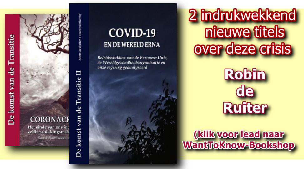 RdR banner boeken COVIDsituatie
