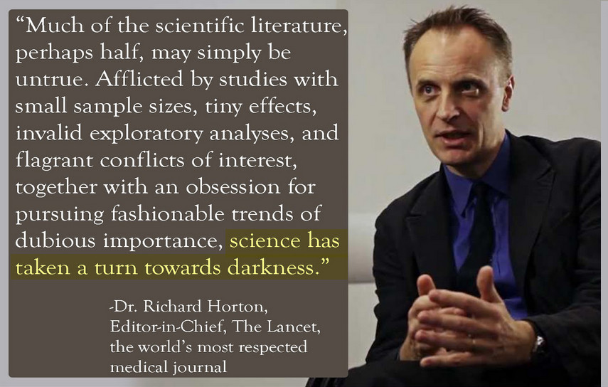 Richard Horton Lancet