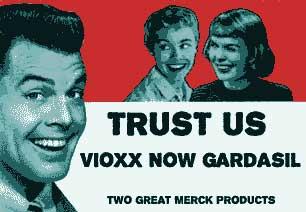 VIOXX gardasil