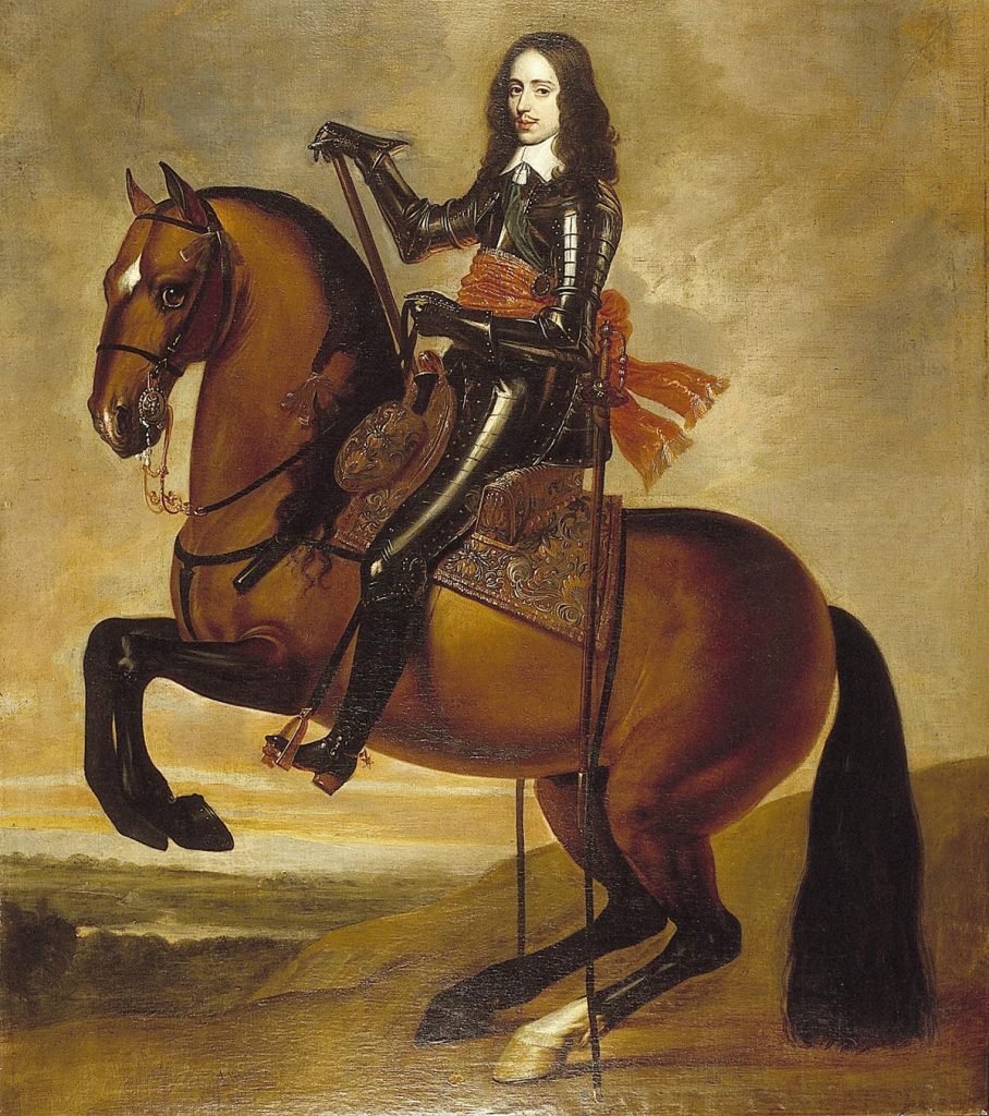 Koning Willem II als voorvader van Oranjes..? Zonder nakomelingen..?