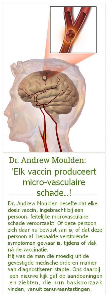 andrew moulden vasculaire aandoeningen