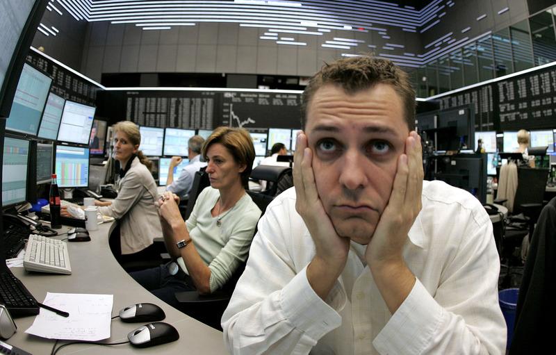 Bankcrisis of 'Bang'-crisis