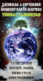 Terra Libertas Earth Matters