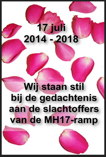2018 MH17 17 juli