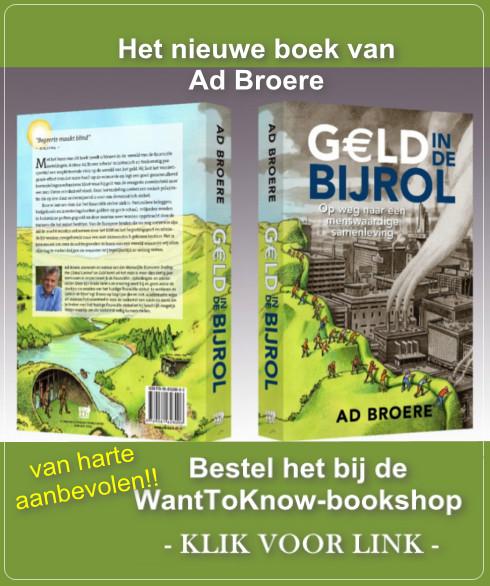 Geld in de Bijrol banner Ad Broere