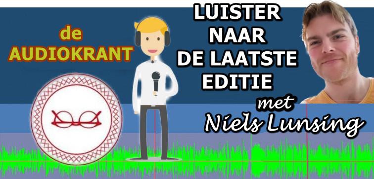 AUDIOKRANT banner Niels