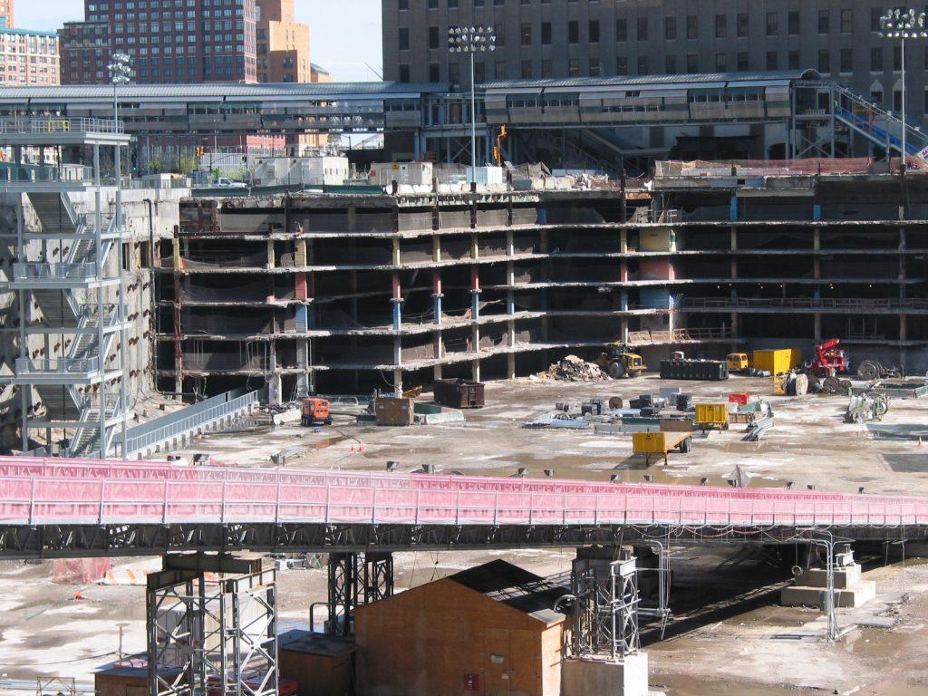 Basement 7 storages WTC