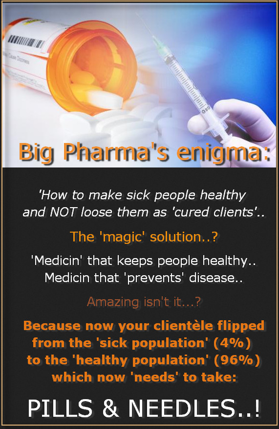 big pharma enigma