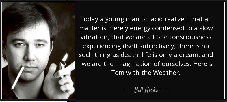 bill hicks matter