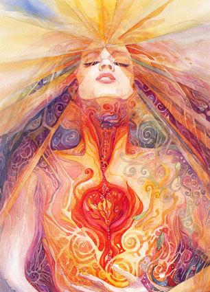 Kosmisch bewustzijn; de onlosmakelijke verbondenheid met Al-dat-Is.