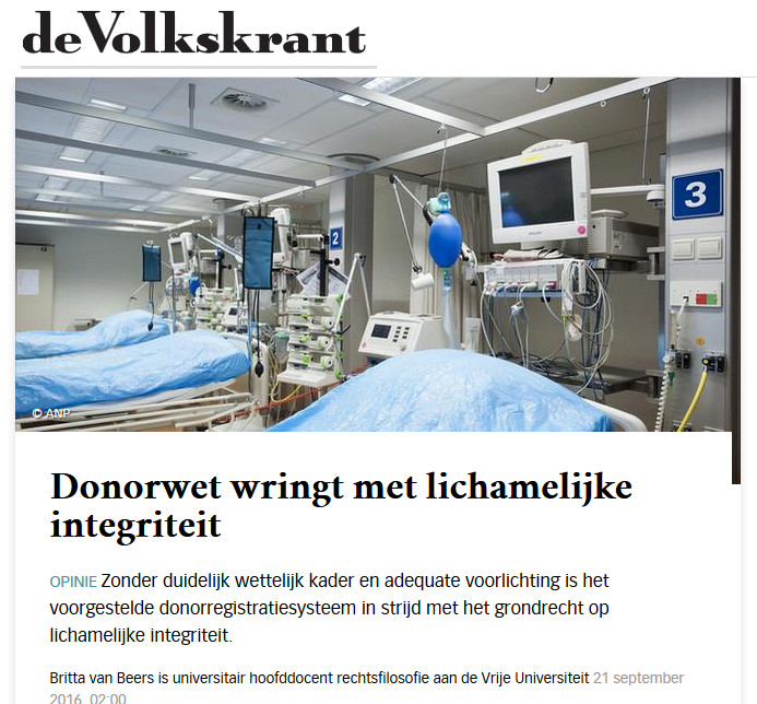 donorwet-lichamelijke-integriteit-volkskrant