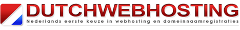 Partnerbanner: Dutchwebhosting.nl