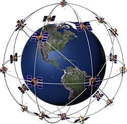 gps 24 satellieten