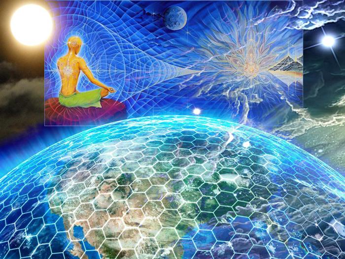 Een dergelijk energetisch grid is door de Archonten rondom onze Aarde 'geweven'.