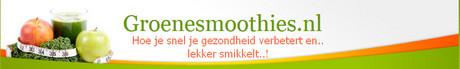 Groene Smoothies banner