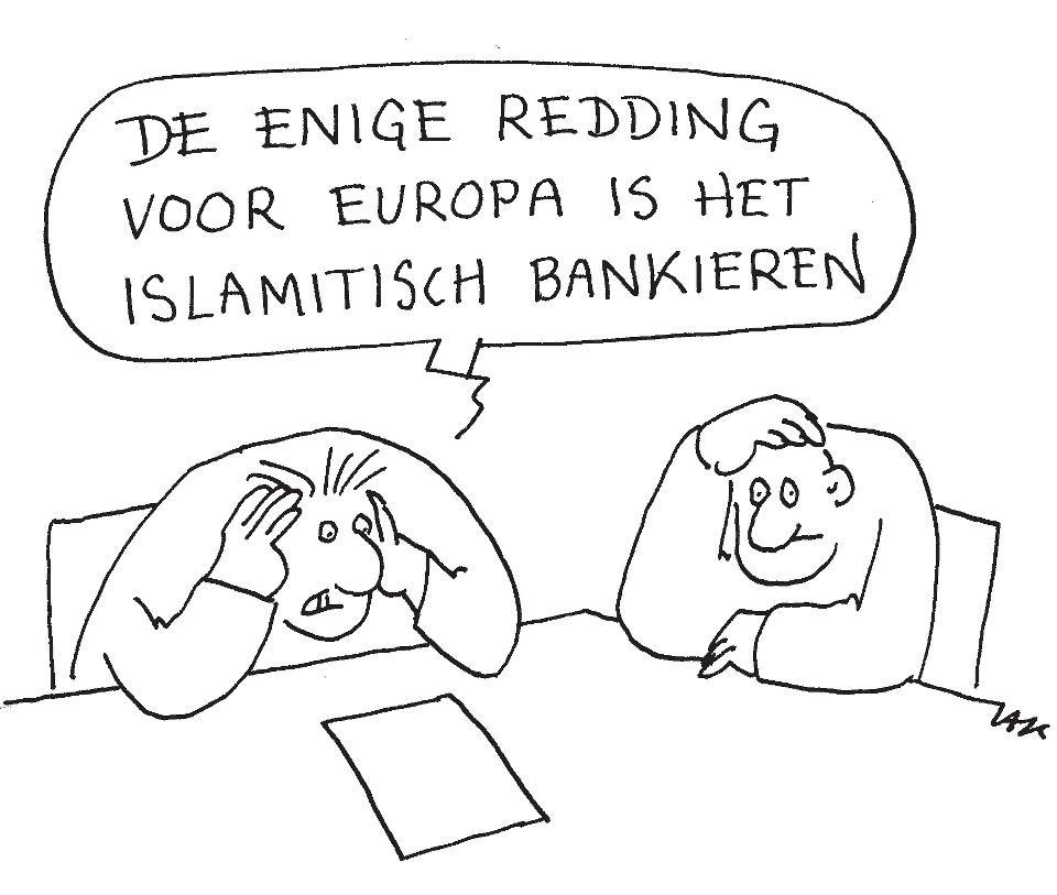 islamitisch bankieren redding europa