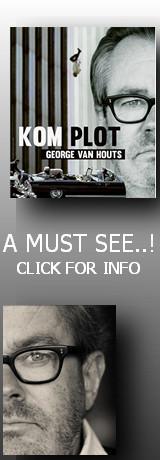 KOMPLOT banner George van Houts
