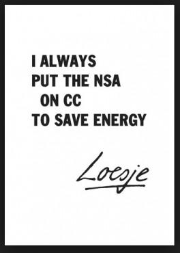 loesje NSA