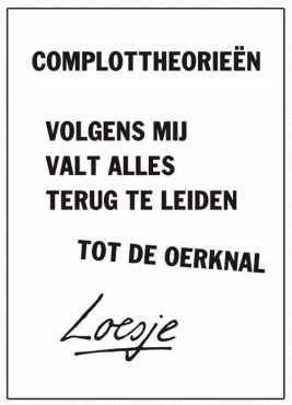 loesje-complottheorieen