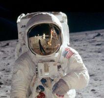 maan astronaut vizier