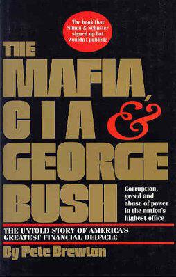 Peter Brewton doet letterlijk een boekje open over de Bush' clan, inzake bedrog en fraude.