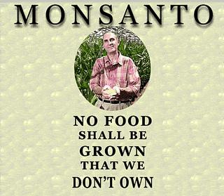 Het doel van Monsanto is duidelijk. Over lijken desnoods, zo blijkt uit het gedrag van deze club elders in de wereld. (klik op de foto voor een eerder Hoofdartikel hier op WantToKnow!)