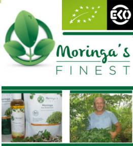 Moringa's Finest banner