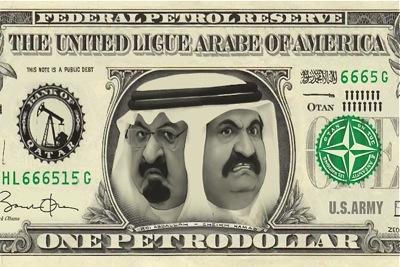 De grote vraag is natuurlijk hoe andere grote leveranciers van brandstoffen, zoals de Arabische landen, zullen reageren op de besluiten van Rusland om de US-dollar te laten vallen.. Hoe trouw zijn de Arabieren aan de VS..?