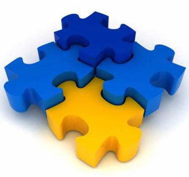 We zijn allemáál stukjes van de grote puzzel.. Let's get together!