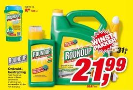 De RoundUp-winstpakker...