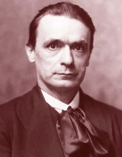 Rudolf Steiner: 'Ieder individu is een uniek en zelfstandig wezen' - rudolf_steiner
