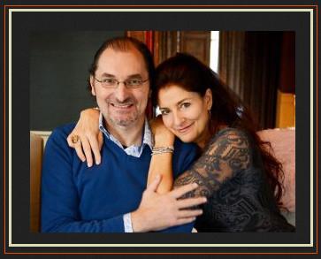 Rudy & Magdalena, initiatiefnemers van het 'Pure Child' initiatief.